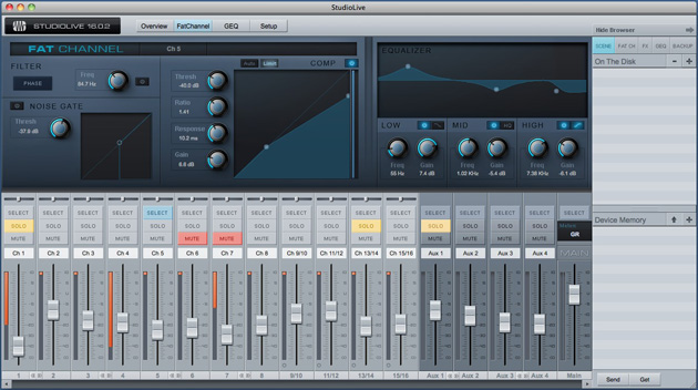 studiolive-software